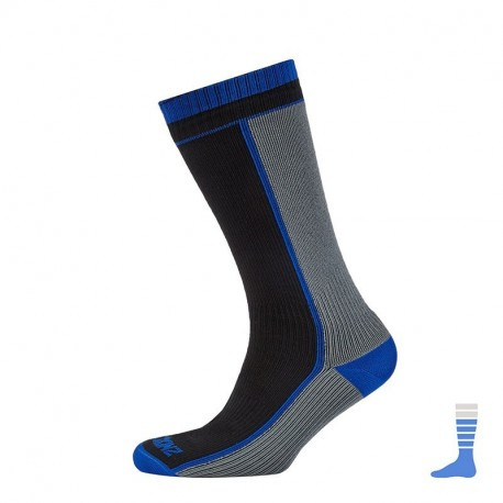 Mid Weight Mid Length Sock