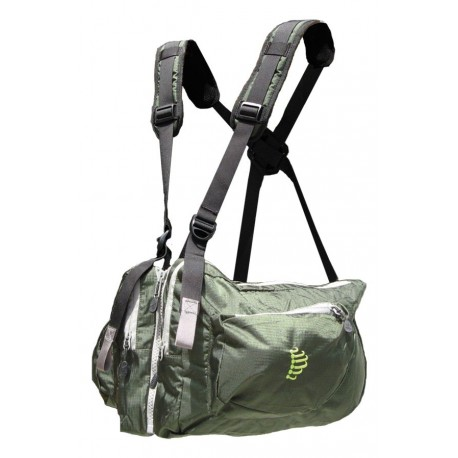 Ribz Frontpack - Alpine Green