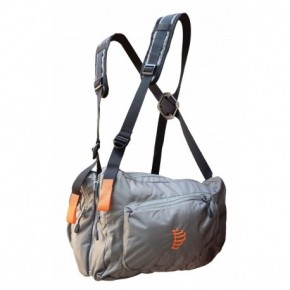 Ribz Frontpack - Stealth Granite Grey
